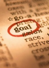 Not exactly what I mean by clearly defined goal...