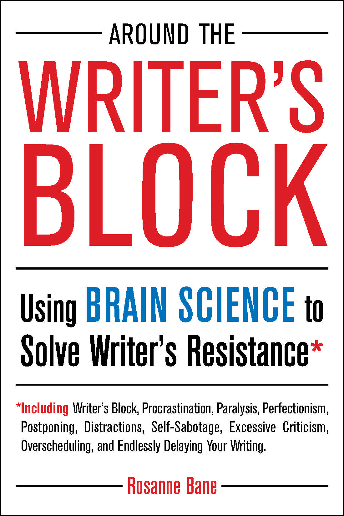 Writers Block and How to Use it