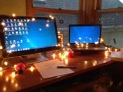 light my office