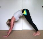 yoga downdog