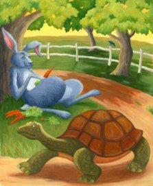 Tortoise or Hare Writers Block