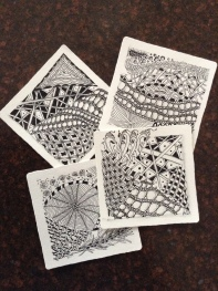 Phyllis Smith's Zentangles
