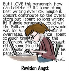 revision angst