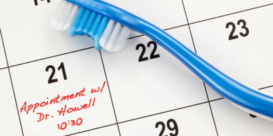 Calendar-with-toothbrush