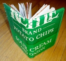 potato chip writers block