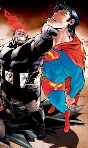 superman needs super villain writer's block