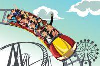 roller coaster canstockphoto9677999