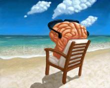 brain needs rest