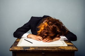 frustrated writer give up canstockphoto15934705
