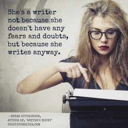 writer-passion