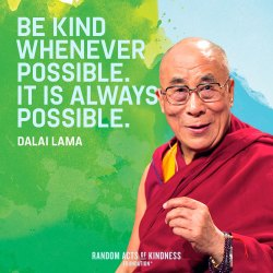 dalai lama be kind quote